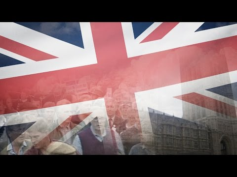 "Ginny Simone Reporting | S2 E10: ""British Citizens Protest Ban"""