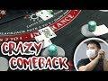 MASSIVE WIN DOUBLE DECK BLACKJACK - Blackjack Live