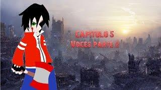 Con La Muerte Por Delante CAPITULO 5 (parte 2) | K