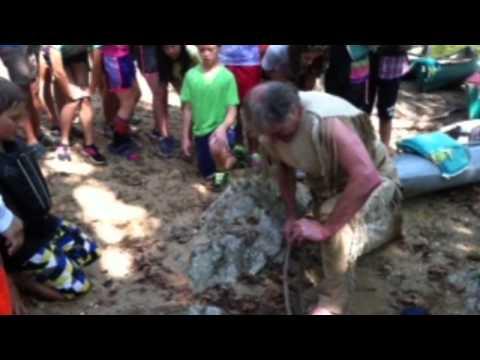 Powhatan School Survival Trip Fall 2014