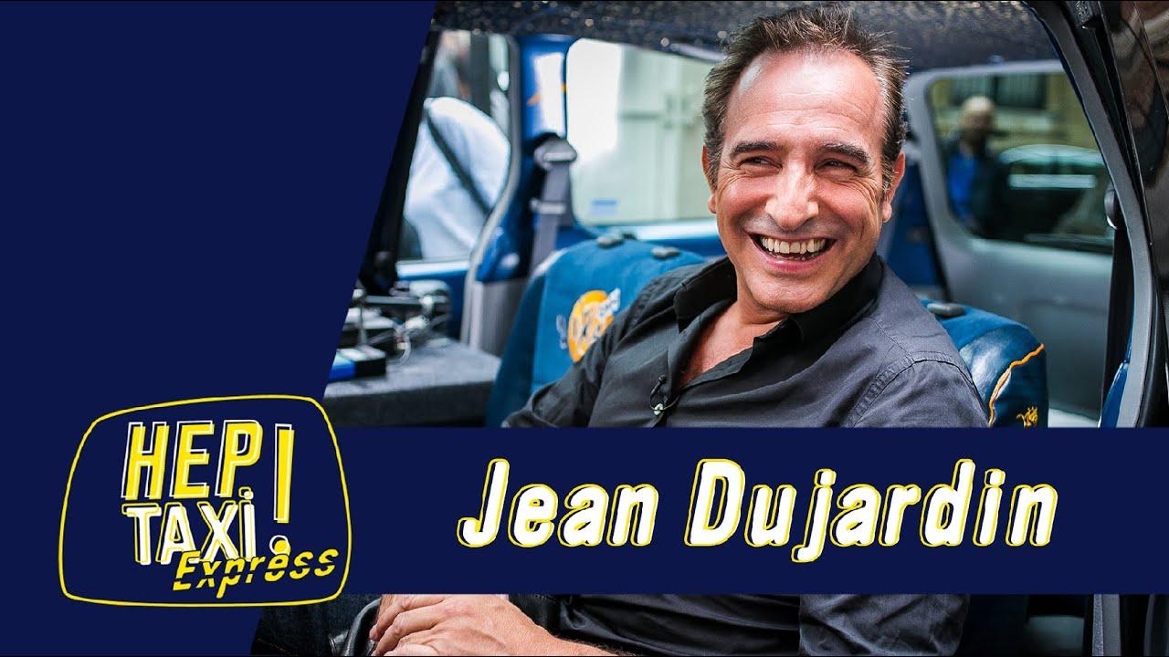 """Jean Dujardin : """"Je ne sais pas faire autrement que jouer"""" ﹂Hep Taxi ﹁"""