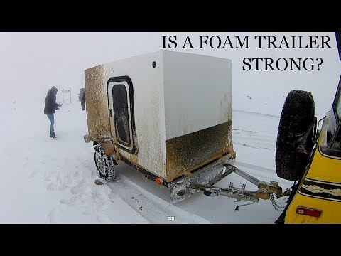 Is A Foam Trailer Strong?