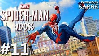Zagrajmy w Spider-Man 2018 [PS4 Pro] odc. 11 - Demolka w banku