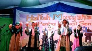 Tari Siti Aisyah Mandi di Kali Rambutnya Basah,,,
