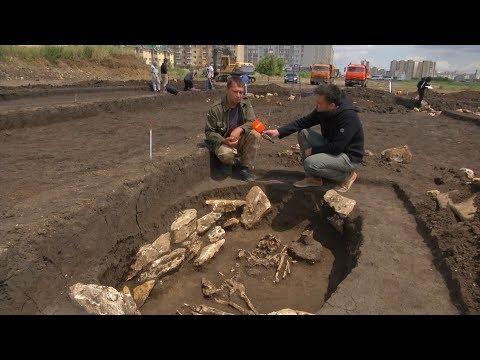 На месте будущего проспекта в Ставрополе обнаружены древние артефакты
