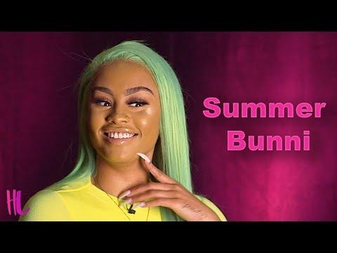 Summer Bunni Talks Cardi B & Offset Hook Up EXCLUSIVE | Hollywoodlife