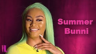 Summer Bunni Talks Cardi B & Offset Hook Up EXCLUSIVE | Hollywoodlife