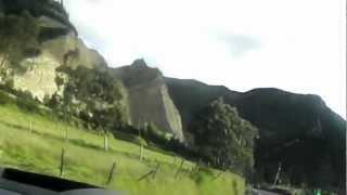 Saliendo de Ubaté a Bogotá.MP4