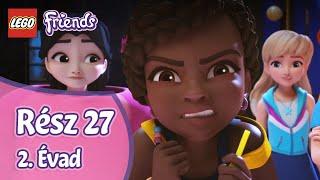 Tehetségkutató 🎵 2. évad, 27. rész | LEGO FRIENDS: Lányok bevetésen