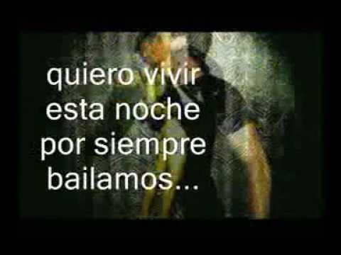 enrique iglesias bailamos letra español