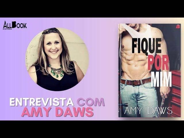 Festival Love Romance: Entrevista com Amy Daws