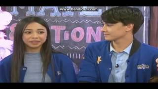 "MayWard - Maganda daw si MM ""as-in"" sabi ni Edward"