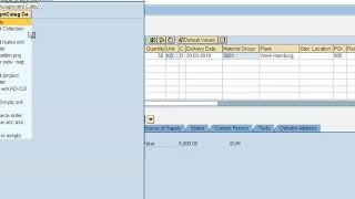 SAP MM | satın alma Siparişi Sipariş Satın almak için SAP | ME51N Satın alma Talebine Dönüştürmek