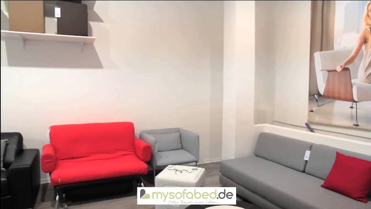 Mysofabedde Showroom In Hamburg Youtube