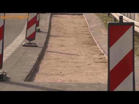 28.09.2017: Autobahn 20 bei Tribsees abgesackt - Reparatur soll zwei Jahre dauern