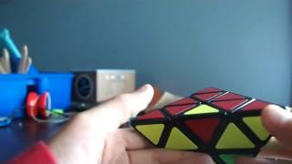How to solve the Pyraminx in 3 steps [For beginners]