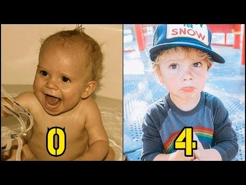 Mini Jake Paul From Baby to Child - YouTube