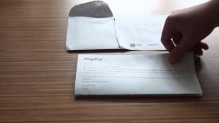 PayPal   Nakit Kart İçeriği ve Aktifleştirme