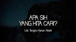 Motivasi Diri Islami Usttengku Hanan Attaki Free Music