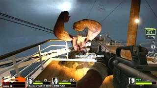 Left 4 Dead 2 - Titanic Custom Campaign Multiplayer Gameplay Playthrough