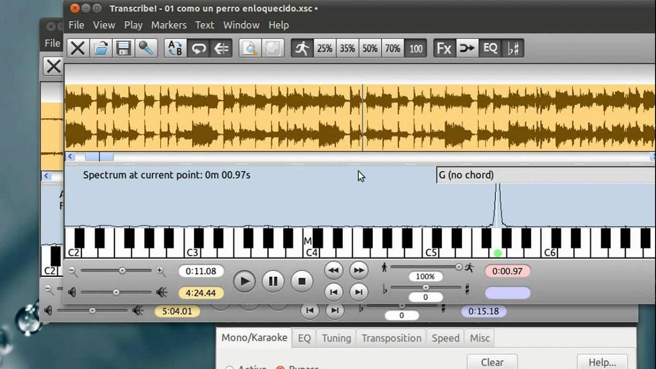 Transcriber Music Software : transcribe demo youtube ~ Hamham.info Haus und Dekorationen