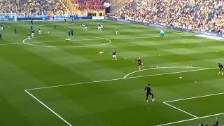 Fenerbahçe - Galatasaray Tribün özeti okul açık(çalgıcı karısı,nuri alço müziği ile sahaya çıkan gs)