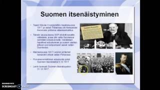 Suomen itsenäistyminen