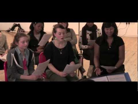 A Week In Rehearsals: The LYRIC HAMMERSMITH's Alice By Heart