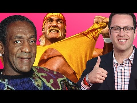 Bill Cosby, Subway Jared & Hulk Hogan Sex Scandals Uncovered