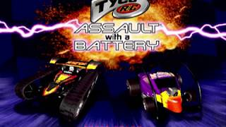 Tyco R/C: Assault with a Battery (Gameplay) - PS 1