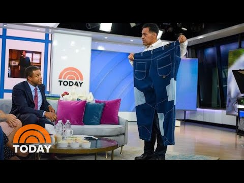 Man Loses 600 Pounds By Tracking Food — See His Transformation | TODAY