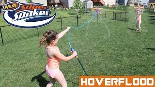 Nerf Super Soaker Hoverflood - Review