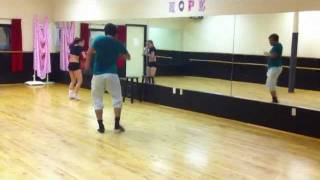 """Take Care"" Willie Pina Choreography"
