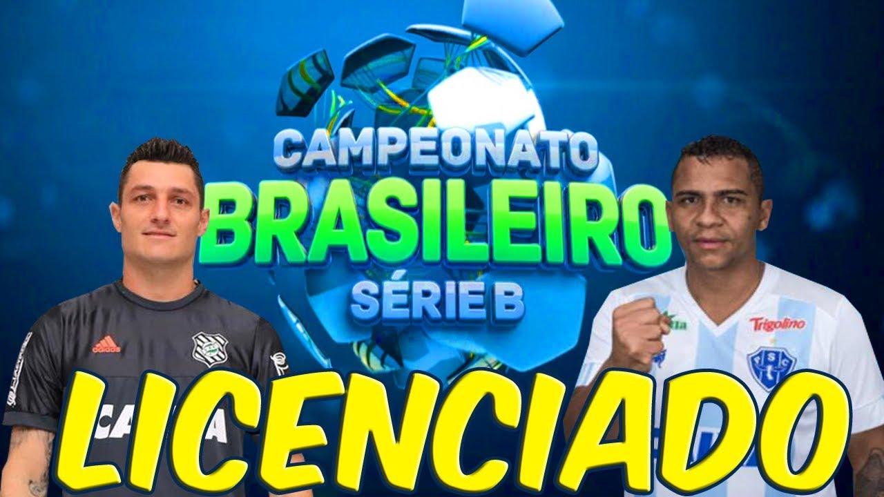 Fifa 18 Brasileirão Série B Licenciado
