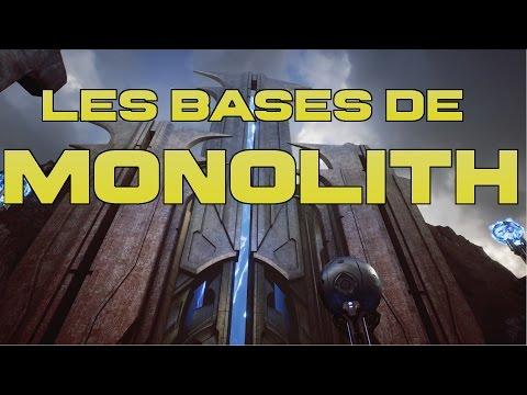 Paragon Monolith : les BASES et différence avec Legacy / Agora .