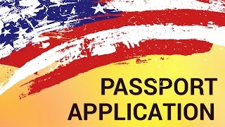 United States Passport Application Form Online