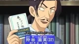 Conan   Thám tử lừng danh Conan Tập 398 399 P1
