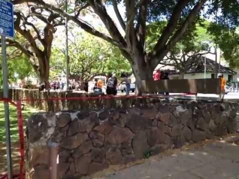 Raid #40 on deOccupy Honolulu on 9/6/12 at 12:20 PM HST