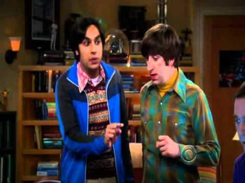 The Big Bang Theory - Raj and Howard are setting up a date for Sheldon (season 3)
