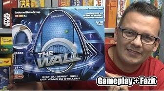 The Wall (Ravensburger) - ab 10 Jahre - gameplay der erfolgreichen TV Sendung