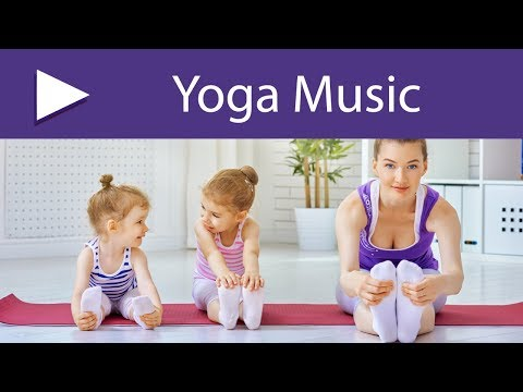 Baby Yoga Collection 👶🏻 Soft Music For Yoga Classes With Mother And Daddy