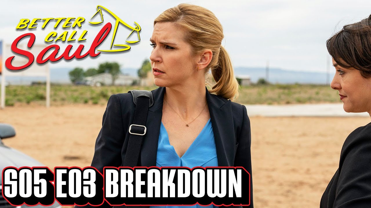 Better Call Saul Season 5 Episode 3 Review |