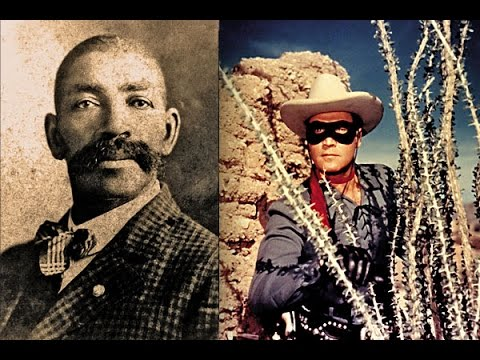 The Real Lone Ranger Bass Reeves The Writer's Block 10-27-2016