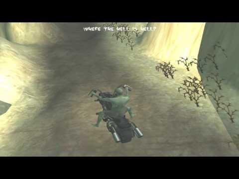 Drunk Zombie Biker Simulator