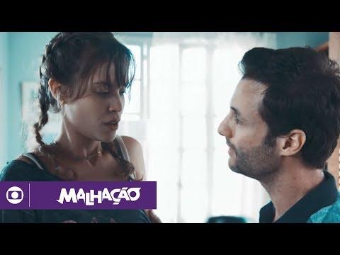 Malhação- Vidas Brasileiras: capítulo 18 da novela, terça, 3 de abril, na Globo