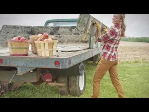 Duluth Trading Women on a Mission: DuluthFlex® Fire Hose® Work Pants