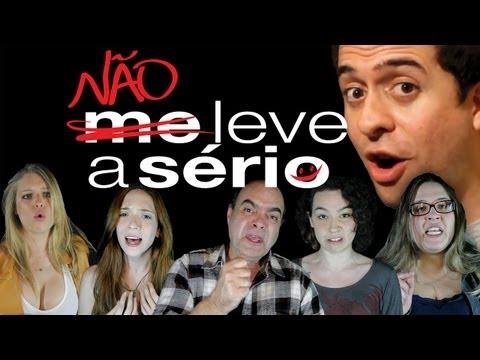 Maurício Meirelles - Não Leve A Sério - Comédia Stand Up