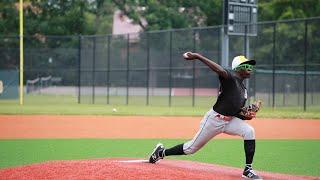 Joshua Olara (Uganda) extended baseball reel