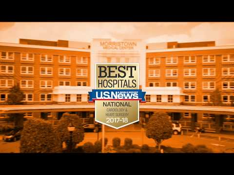 Morristown named a 'Best Hospital' for Cardiology & Heart Surgery by U.S. News & World Report