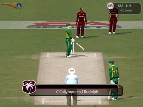 South Africa v West Indies, ICC Cricket World Cup 2015 at Sydney, EA Sports Channel
